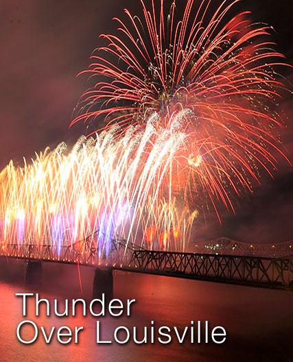 Thunder over louisville date
