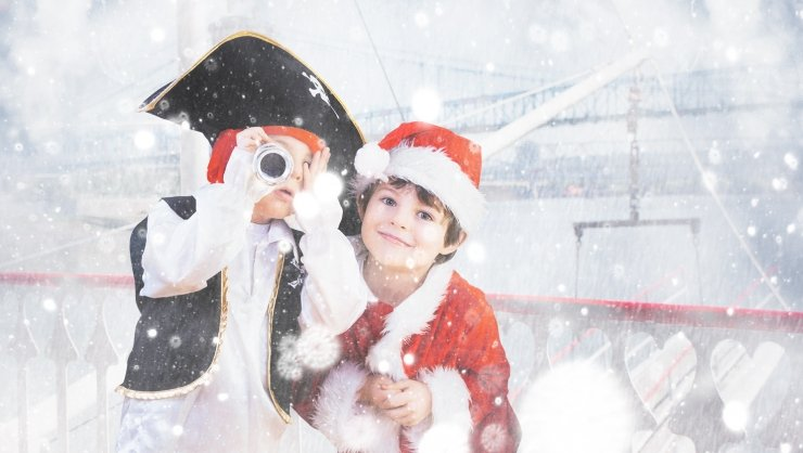 a pirates christmas tale - Christmas Tale