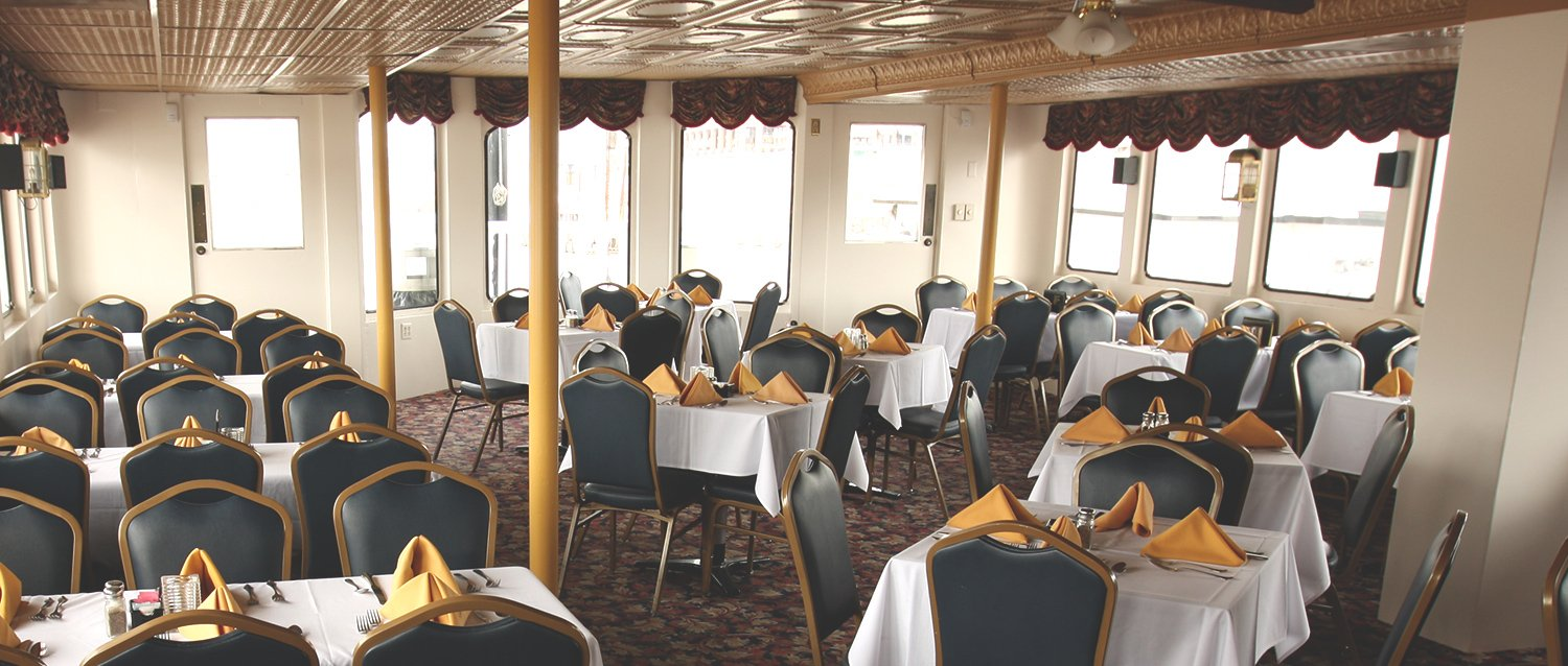 The River Queen Unique Event Venues In Oh Bb Riverboats