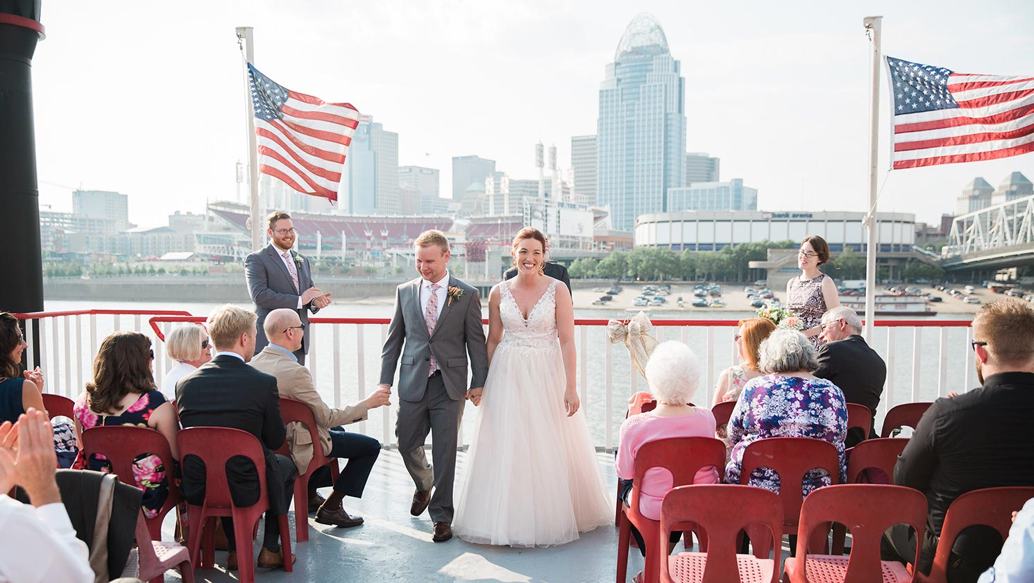 Unique Wedding Venues In Cincinnati Bb Riverboats